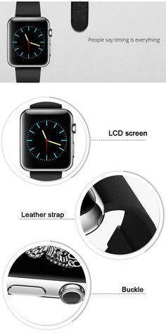 Smart Wrist Watch Bluetooth - Online shopping for Smart Watches best cheap deals from a wide range of top quality Smart Watches at: topsmartwatchesonline.com