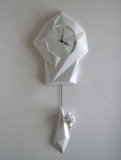 CuCoo Clock by Stefan Hepner..i would not be able to read this though!!