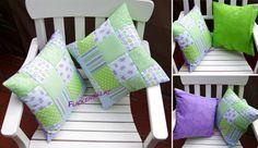Patchwork Kissen Pillow
