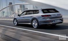 Wat vinden we van een VW Arteon Shooting Brake?