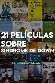 21 Películas sobre personas con síndrome de Down - Alicia Llanas Winifer Fernandez, American Horror Story, Pray, Classroom, School, Sd, Carrera, Netflix, Parents