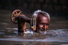 Steve McCurry Monsoon