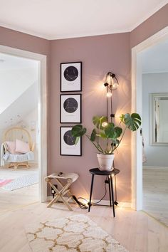 Renovation of a house in pastel colors decor living room Renovation of a . - Home - Renovation of a house in pastel colors decor living room Renovation of a . - Home - Decor, Room Colors, Living Room Renovation, Room Renovation, Elegant Homes, Elegant Home Decor, Living Decor, Home Decor, House Interior