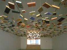 greenbell:    (via art, books, dreams, installation, richard wentworth, sculpture - inspiring picture on Favim.com)
