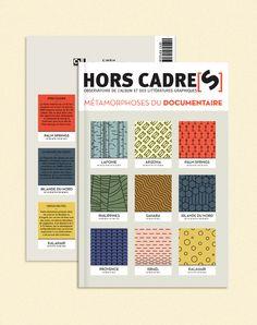 REVUE HORS CADRE(S) - cruschiform