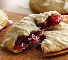 Gluten Free Cherry Hand Pies