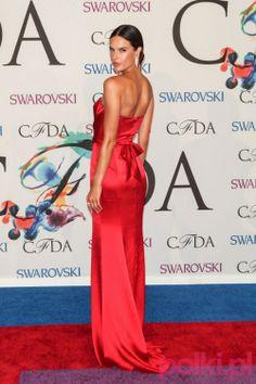 CFDA Fashion Awards 2014: Alessandra Ambrosio #polkipl