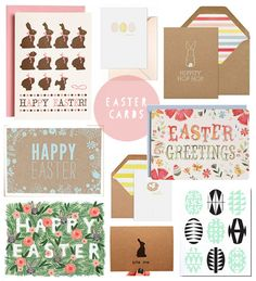 easter cards that i can maybe diy