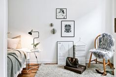 Small and Cute Scandinavian Apartment