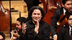 VIDEO   Gustavo Dudamel se enfrenta de nuevo a público local (+Fotos)
