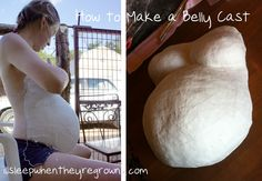 How to make a belly cast (ISWTG Blog)