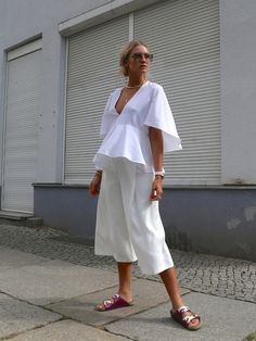 white on white. Berlin.