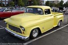 FEATURE: 1956 Chevrolet 3100 Pickup
