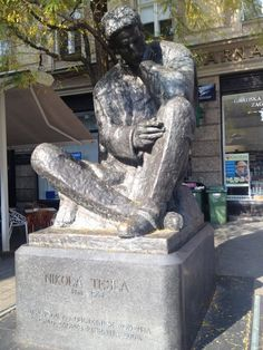 To put it in one sentence: Zagreb turned out to be way better than I expected. Probably because I… Read Zagreb Croatia, Lion Sculpture, Statue, My Love, Sculptures, Sculpture