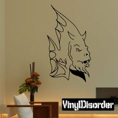 Fish Wall Decal - Vinyl Decal - Car Decal - DC300
