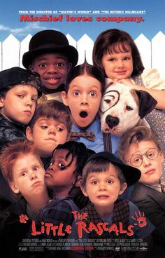 "Little Rascals  ""The club house is fried crispy!"""
