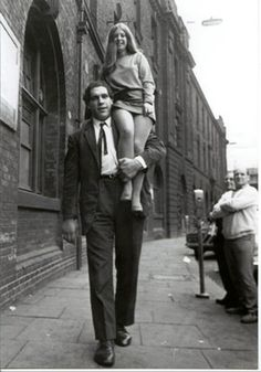 Andre the Giant, circa late 1960s