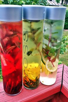 3 Infused Water Recipes to Kick Off Summer | TameraMowry.com