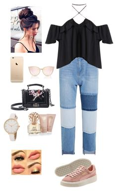 """""""Untitled #130"""" by sarrabaccouch on Polyvore featuring Steve J & Yoni P and Vince Camuto"""