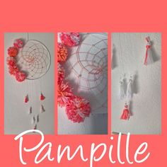 """Pampille"" via L'attrap'rêves. Click on the image to see more!"