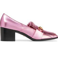TheLIST  All the Shoes on Our Fall Wish List. Mocassins MétalliquesCuir  MétalliséCuir RoseGucci ... f35696d1222