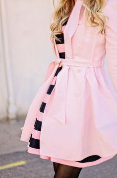 sweet stripes.... so girly.