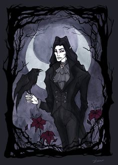 Miles the Vampire by IrenHorrors