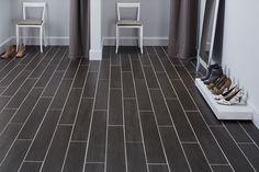 Nest wood look floor tiles
