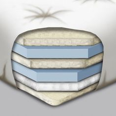 Fashion Bed Group 8 in. Futon Mattress - 600812