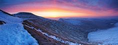 brecon beacons panorama by neath stan the man, Modrydd, Wales, GB. Brecon Beacons, Wales, United Kingdom, Travel Photography, Explore, Mountains, Nature, Outdoor, Outdoors