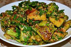 Veggie Recipes, Appetizer Recipes, Vegetarian Recipes, Appetizers, Cooking Recipes, Healthy Recipes, Russian Recipes, Vegetable Dishes, Food Dishes
