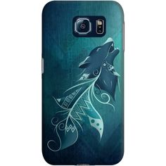 DailyObjects Wolfeather Tribe Case For #Samsung #GalaxyS6