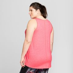3df55a558e456 The Women s Plus Size Active Tank from C9 Champion is your new go-to for