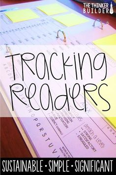 How to keep track of your students' reading progress, in a way a way that's simple enough to not get in your way but significant enough to actually help your readers grow! Guided Reading Groups, Student Reading, Reading Strategies, Reading Activities, Reading Skills, Teaching Reading, Reading Comprehension, Reading Lessons, Teaching Ideas
