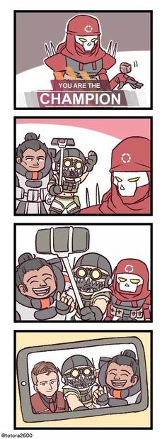 Apex cartoon 12 by Funny Gaming Memes, Funny Games, Crypto Apex Legends, Character Art, Character Design, Warframe Art, Legend Images, The Revenant, Fanart