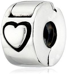 Chamilia Sterling Silver Freedom Heart Lock Bead Charm ** Read review @ http://www.amazon.com/gp/product/B005NGPZIS/?tag=ilikeboutique09-20&za=150816215928