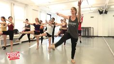 Beginner JUMPS & TURNS w/ Shelly Hutchinson | BROADWAY DANCE CENTER #bdcnyc