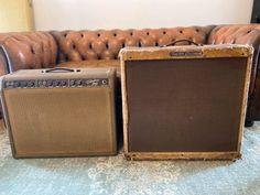 Fender Vintage, Marshall Speaker, Guitar Amp, Amp, Guitar