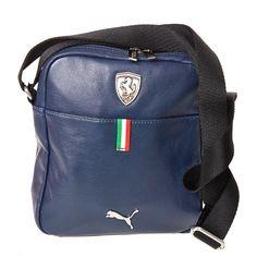 #PUMA #Ferrari LS Portable #handbag   E-shop CRISH.CZ