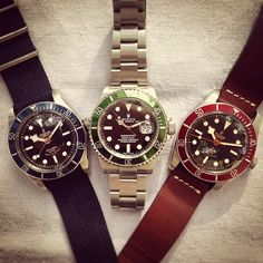 Tudor Black Bay vs Rolex