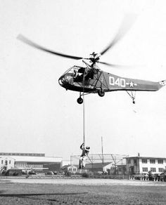 January 13, 1942: first flight of the Sikorsky R-4, an American two-place helicopter designed by Igor Sikorsky with a single, three-bladed main rotor and powered by a radial engine. First helicopter to enter service with the United States Army Air Forces, Navy, and Coast Guard, as well as for the United Kingdom's Royal Air Force and Royal Navy.