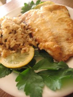 Egyptian Fish With Rice Recipe