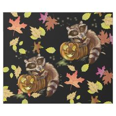 Little  Candy Bandit Raccoon Wrapping Paper - wrapping paper custom diy cyo personalize unique present gift idea
