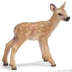 Red Deer Calf 14629 Item Page - Schleich Toys Animals Website 1