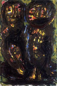 Asger Jorn, 1950, Jordens livspar