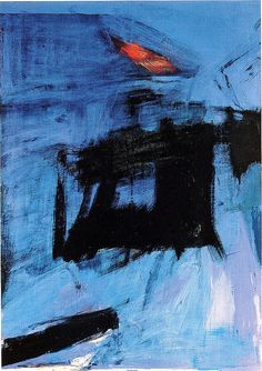 Franz Kline - Scudera, photo by Jan Lombardi, ᔥ Flickr.com