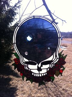 Grateful Dead Stained Glass - $135.00
