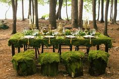 Gli Arcani Supremi (Vox clamantis in deserto - Gothian): Fairytales. Magic forest, woodland and elvendom.