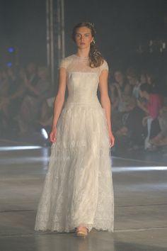 The David Fielden 2014 Collection ~ Innovative, Cutting Edge Bridal Fashion - Love My Dress UK Wedding Blog