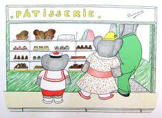 Animalarium: Cake Please! Babar